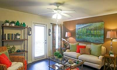 Living Room, Latitude at Wescott, 1