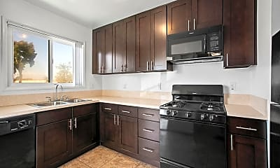 Kitchen, Gloria Homes Apartment, 0