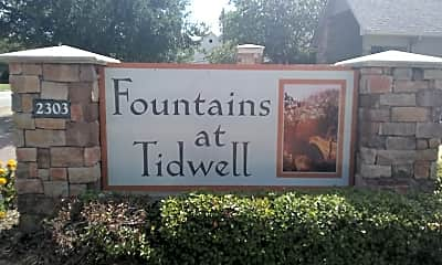 Fountains of Tidwell, 1