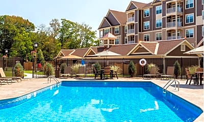 Pool, Balsam Place, 0