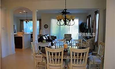 Dining Room, 8119 Villa Grande Ct, 1