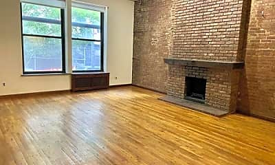 Living Room, 315 W 74th St, 1