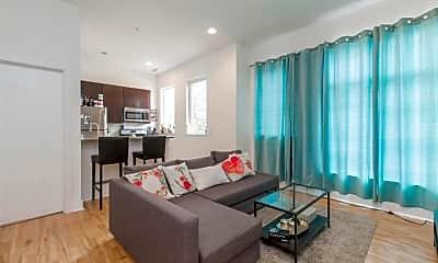 Living Room, 1234 N 30th St 7, 1