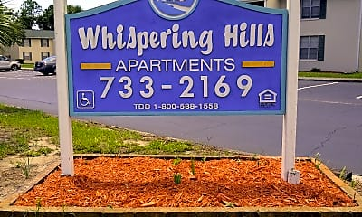 Whispering Hills Apartments, 1