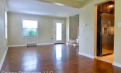 Living Room, 6508 Rockhill Road, 0