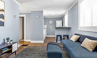 Living Room, 70 Spruce St NE, 1