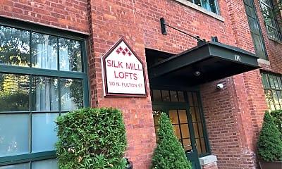 Silk Mill Lofts, 1