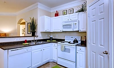 Kitchen, The Hamptons at Woodland Pointe, 0