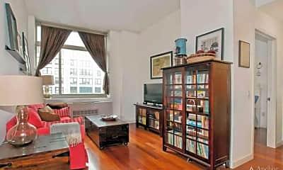 Living Room, 121 E 23rd St, 0