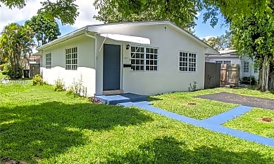 Building, 7361 SW 63rd Ct 7361, 0