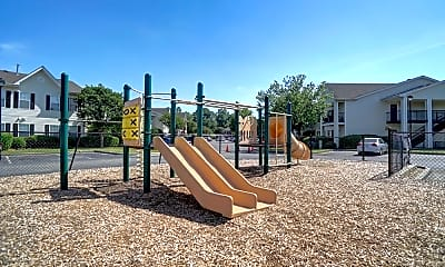 Playground, The Park at 366, 2