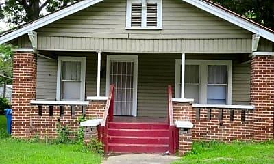 Building, 1312 Wharton Ave, 1