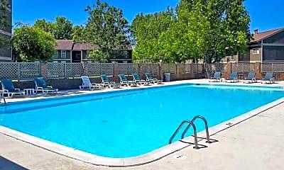 Pool, Shawnee II, 2
