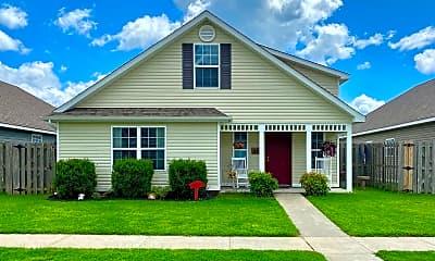 Building, 4481 W Pecan St, 1