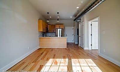 Living Room, 5015 Warrington Ave, 0