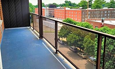 Patio / Deck, 20 Wendell St 17F, 2
