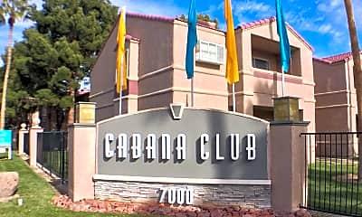 Cabana Club, 1