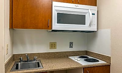 Kitchen, Crossland Studios - Baton Rouge, 1