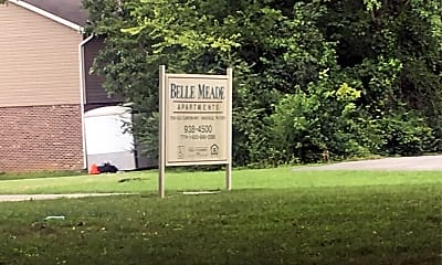 Belle Meade Apartments, 1