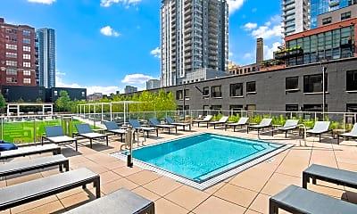 Pool, 309 W Illinois St, 2