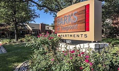 Community Signage, Parks at Treepoint, 2