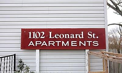 Kitchen, 1102 Leonard St, 2