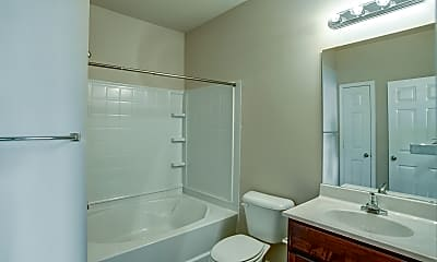 Bathroom, Thomas Estates, 2