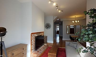 Living Room, 125 S St NW, 1