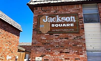 Jackson Square Apts, 1