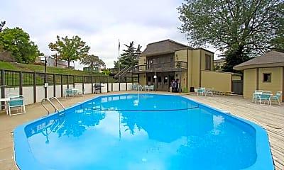 Pool, The Bluffs, 0