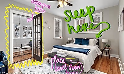 Bedroom, 3957 McDonald Ave, 0