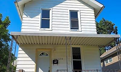 Building, 630 E. 12th St., 0