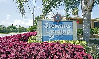 Stewart's Landing, 2