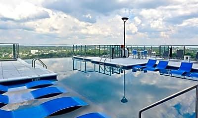 Pool, 1020 Piedmont Ave NE Unit #3, 2