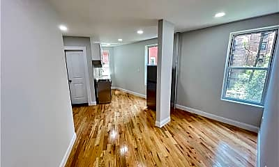 Living Room, 514 W 211th St 2I, 2