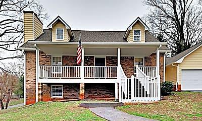 Building, 429 Sugar Springs Way, 2