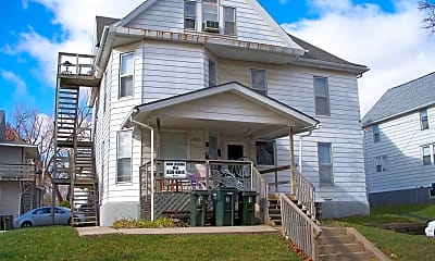 Building, 2515 Olive St, 2