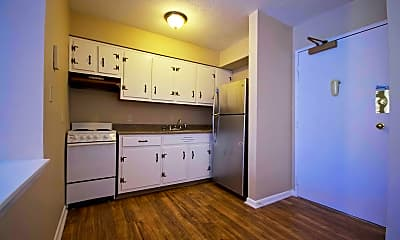 Kitchen, 37 Hill St C3, 1