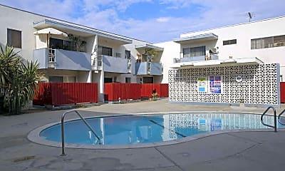Pool, Jordan And Vassar Avenue Apartment Homes, 0