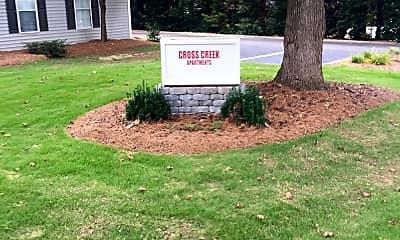 Cross Creek, 1