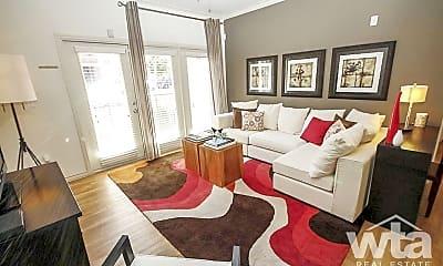 Living Room, 2800 Sunrise Rd, 2