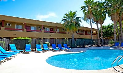 Pool, Sunpointe Gardens Apartments, 0