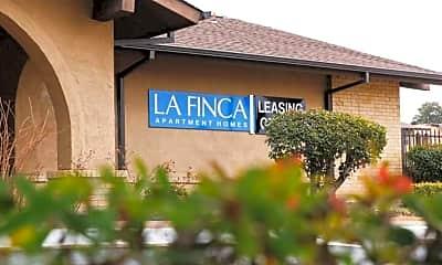 Community Signage, La Finca Apartments, 1