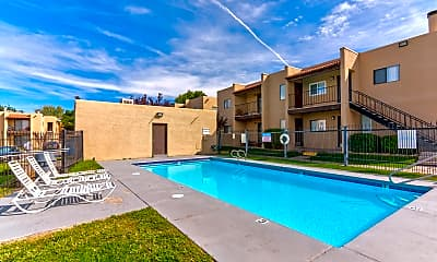 Pool, Panorama Heights, 1