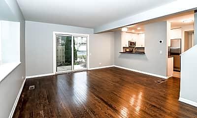 Living Room, 804 E Hillside Ave, 1