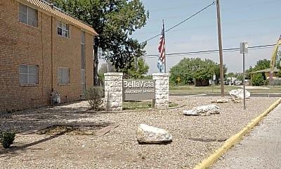 Community Signage, Bella Vista Apartments, 2