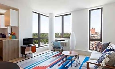 Living Room, The Parkline, 1