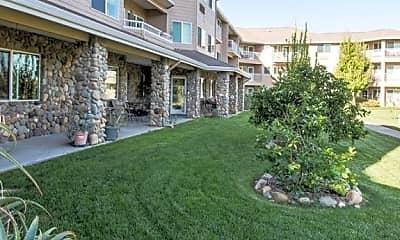 Building, Creekside Oaks Senior Living, 0