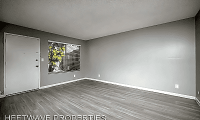 Living Room, 3829 Marlborough Ave, 0
