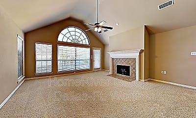Living Room, 800 Golden Nugget Dr, 1